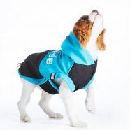 NOVÁ KOLEKCE SnowDog 2018 - SnowDog softshellová bunda modrá